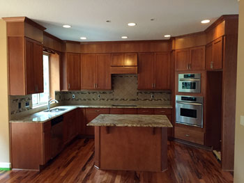Kitchen Remodeler Oregon City OR